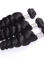 Malaysian Virgin Hair 3Bundles 100% Malaysian Body Wave Human Loose Wave Deep Curly Virgin Hair