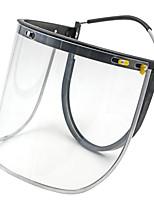 alta temperatura de protección contra salpicaduras máscara protectora soporte de visera transparente