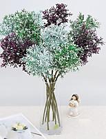 Hi-Q 1Pc Decorative Flower Plants Flower Wedding Home Table Decoration Artificial Flowers