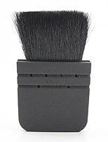 1 Blush Brush Goat Hair Professional / Portable Wood Face