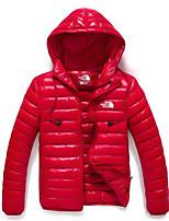 The North Face Women's Down Hoodie Jacket Waterproof Windproof Outdoor Sports Trekking Camping Hiking Full Zipper