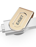 EAGET I80 128G USB3.0/Lightning OTG Mini Flash Drive U Disk for iPhones, iPads, Mac/PCs