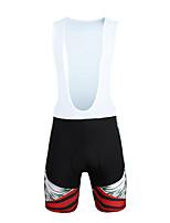 PALADIN® Fahrradträgerhosen HerrnAtmungsaktiv / Rasche Trocknung / Windundurchlässig / Anatomisches Design / UV-resistant / Isoliert /