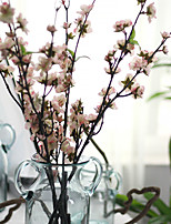 Hi-Q 1Pc Decorative Flowers Sakura Wedding  Home Table Decoration Artificial Flowers