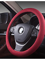 Linen Steering Wheel Cover Environmental Non-Toxic And Non-Irritating Odor Breathable Absorbent Non-Slip And Durable