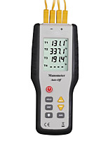 цифровой термометр (использование батареи; Диапазон рабочих температур: -200-1372 ℃)