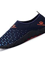 Men's Sneakers Spring / Summer / Fall / Winter Comfort Tulle Athletic Flat Heel Others Black / Blue / Purple Sneaker