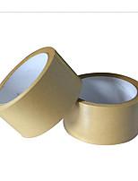 Environmental Protection Kraft Paper Tape Sealing Tape Waterproof Fiber Kraft Paper Tape 4.8CM Long 20M