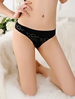 New 2016 Brand Sexy Meryl Women Ultrathin Underwear Pure Colour Panties  Brief For Lady