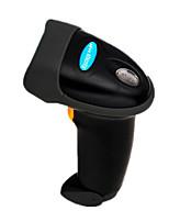 беспроводной лазерный сканер штрих-кода сканирования пистолет (считывание точность: 0.10mm (4mil) pcs0.9)