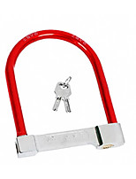 Bike Bike Locks Recreational Cycling Adjustable Red Synthetic 2-Quanzhan