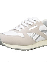 Women's Sneakers Fall / Winter Comfort / Flats Patent Leather / Leatherette Outdoor / Athletic /  Lace-upPink /