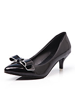 Women's Heels Spring / Summer / Fall / Winter Heels / Comfort / Pointed Toe Patent Leather / LeatheretteOutdoor /