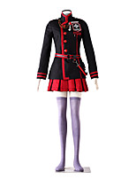 Inspired by D.Gray-man Lenalee Lee Anime Cosplay Costumes Cosplay Suits