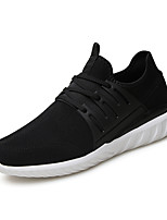 Men's Shoes Casual/Travel/Outdoor Fashion Sneakers Black/Red