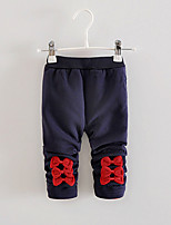 FanXingBeiYiGirl's Pants / Leggings,Cotton Spring / Fall Blue / Red / Gray