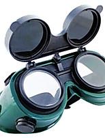 vidrios láser doble espejo gafas de protección de soldadura eléctrica
