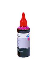 принтеров Canon картриджи совместимые HP, заполненные чернилами СНПЧ (100mlblue чернилами и чернилами 100mlred в одной упаковке)