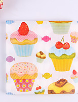 100% virgin pulp 20 pcs Cupcake Wedding Napkins