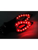 yamaha Honda-Motorradlenklampe, LED-Lampe Beleuchtungsrichtung, Blinker (1pc)