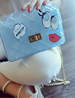 Women Plastic Casual / Outdoor Shoulder Bag