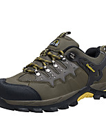 Men's Sneakers Spring / Summer / Fall / Winter Comfort Tulle /Outdoor Flat Heel Others Brown / Green / Gray Hiking