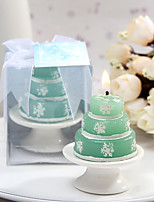 Beter Gifts® Recipient Gifts - Beach Summer Snowflake candles Party Souvenir, Baby Shower Favors