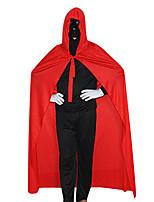 Costumes Zombie / Vampire / Esprit Halloween / Carnaval / Fête d'Octobre Rouge / Noir Vintage Térylène Châle