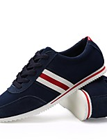 Men's Sneakers Spring / Summer / Fall Round Toe / Flats Suede Outdoor / Office & Career / Athletic