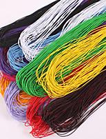 kleurrijke elastische lijn voor DIY sieraden vissen sport