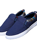 Men's Flats Summer Flats Canvas Outdoor / Office & Career / Casual Flat Heel Others