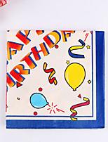 100% virgin pulp 20pcs Happy Birthday Napkins