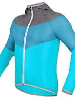 Deportes Bicicleta/Ciclismo Ropa para Protegerse del Sol Unisex Mangas largasTranspirable / A prueba de polvo / A prueba de radiaciones /