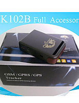 GPS personnel tracker global satellite positioning system