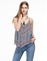 Heart Soul® Women's Strap Sleeveless T Shirt Blue-11AA29688