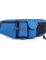 Men And Women Outdoor Multi-functional Pockets Waterproof Portable Water Bottle Waist Bag And Bum Bag Cycling Bag
