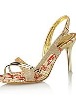 Women's Shoes Heels / Sandals / Styles Sandals Wedding / Party & Evening / Dress Stiletto Heel