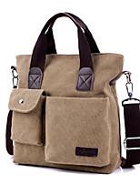 Men Canvas Casual / Outdoor Shoulder Bag / Tote