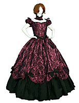 Steampunk®Southern Belle Evening Masquerade Victorian Dress Period Costume Ball Gown Reenactment Theatre Costume