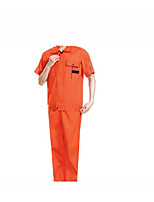 Male Clothes, Summer, Welding Electrician Service,Size:175(Coat + Pants)