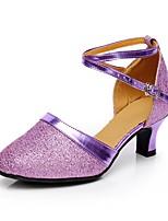 Для женщин-Лак-Персонализируемая(Коричневый / Фиолетовый / Серый / Золотистый) -Модерн