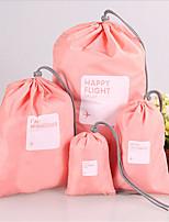 Travel Clothes Luggage Storage Bags Wholesale Bundle Pocket Four Pieces