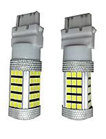 2pcs 7440 12v 50w Cree Auto-LED-LED-Signallicht, Autobremslicht mit hellen drehen