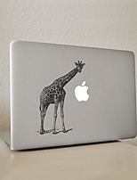 Giraffe Decorative Skin Sticker for MacBook Air/Pro/Pro with Retina
