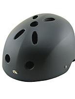 Casco(Blanco / Negro,EPS / ABS) -N/A- deCiclismo / Ciclismo Recreacional / Patinaje en Hielo Niños 11 Ventoleras