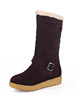 Women's Shoes   Platform / Fashion Boots Boots Outdoor / Office & Career / Casual Platform Ribbon Tie  &L-11