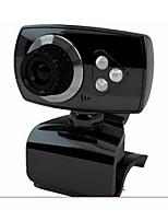USB2.0 30fps 1200w pixel a 360 gradi di rotazione hd computer desktop fotocamera webcam
