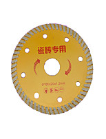 Saw Blade, Cutting, Outer Diameter: 105 (mm), Inside Diameter: 20 (mm), Thickness: 1.2 (mm)