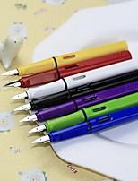 stylo de calligraphie en plastique pour les étudiants et les enseignants