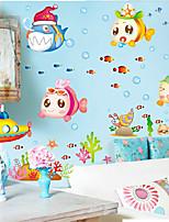 Tiere / Stillleben / Landschaft Wand-Sticker Flugzeug-Wand Sticker Dekorative Wand Sticker / Kühlschrank Sticker,pvc Stoff